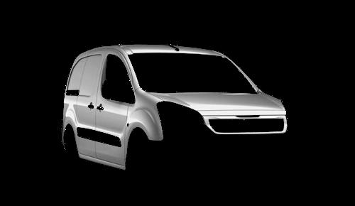 Цвета кузова Partner Van